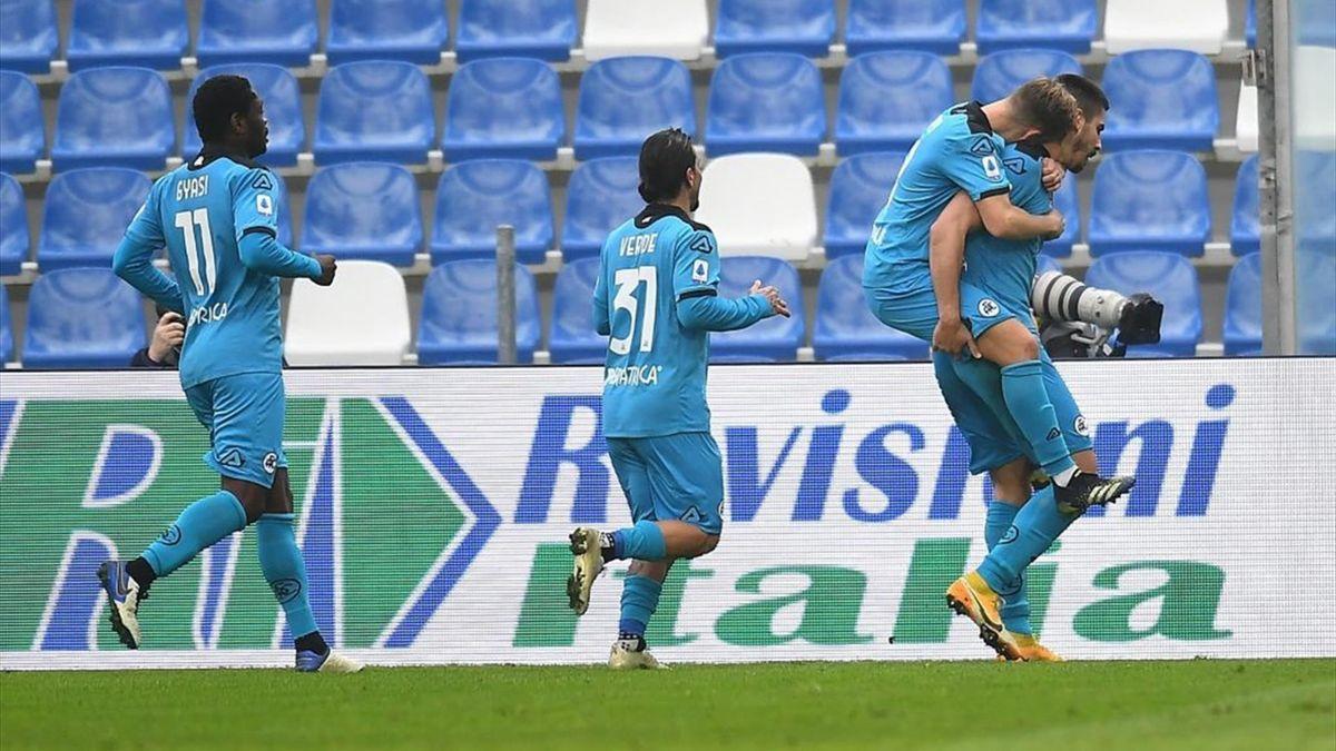 Serie A, lo Spezia cambia proprietà: arriva la famiglia Platek - Eurosport