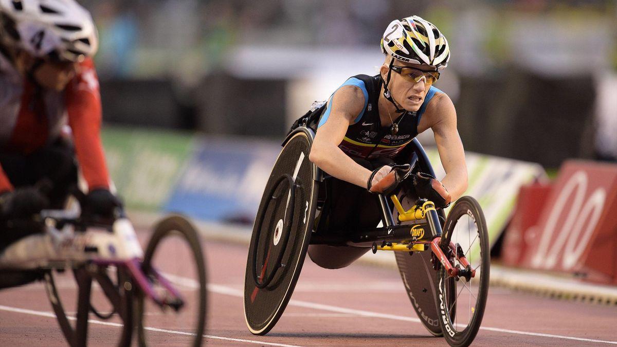 Marieke Vervoort lebt nur für den Sport
