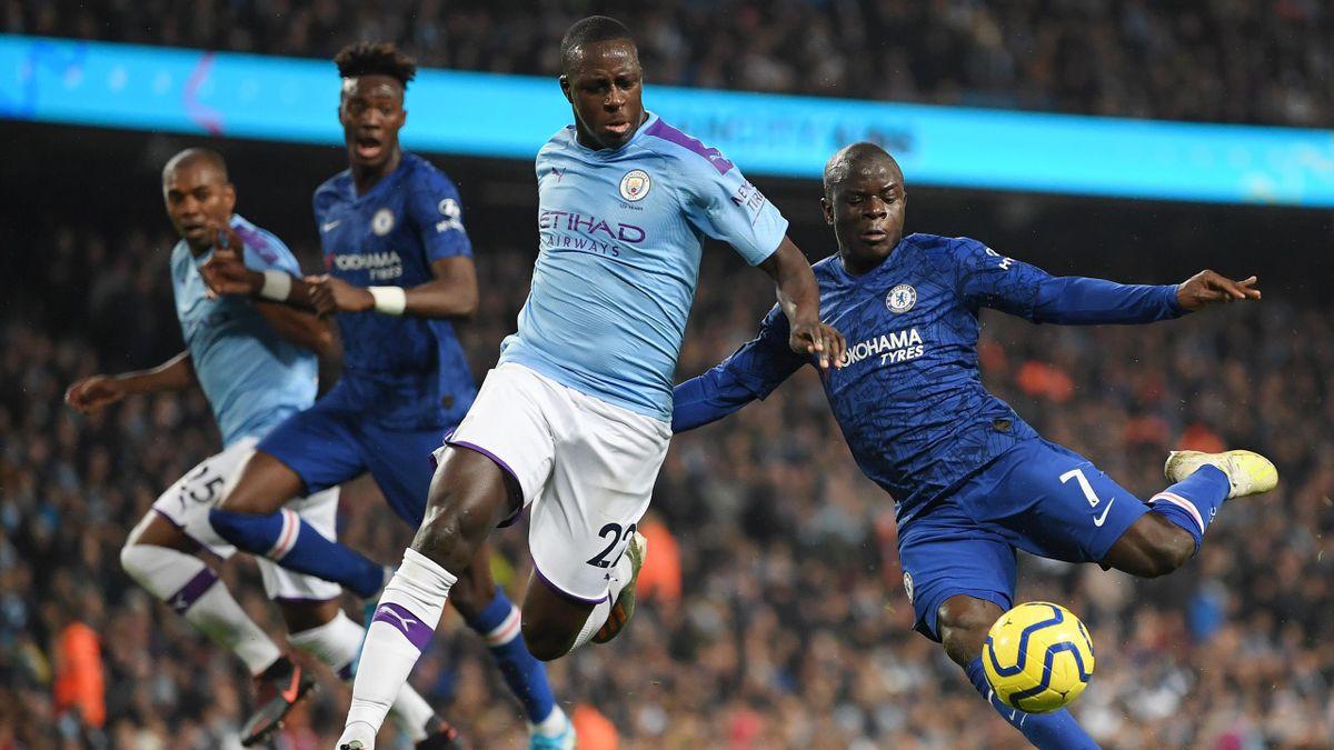 City - Chelsea a fost 2-1 în tur, după un meci echilibrat