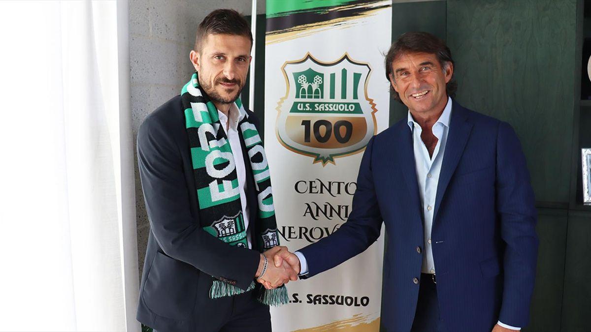 Dionisi nuovo allenatore del Sassuolo