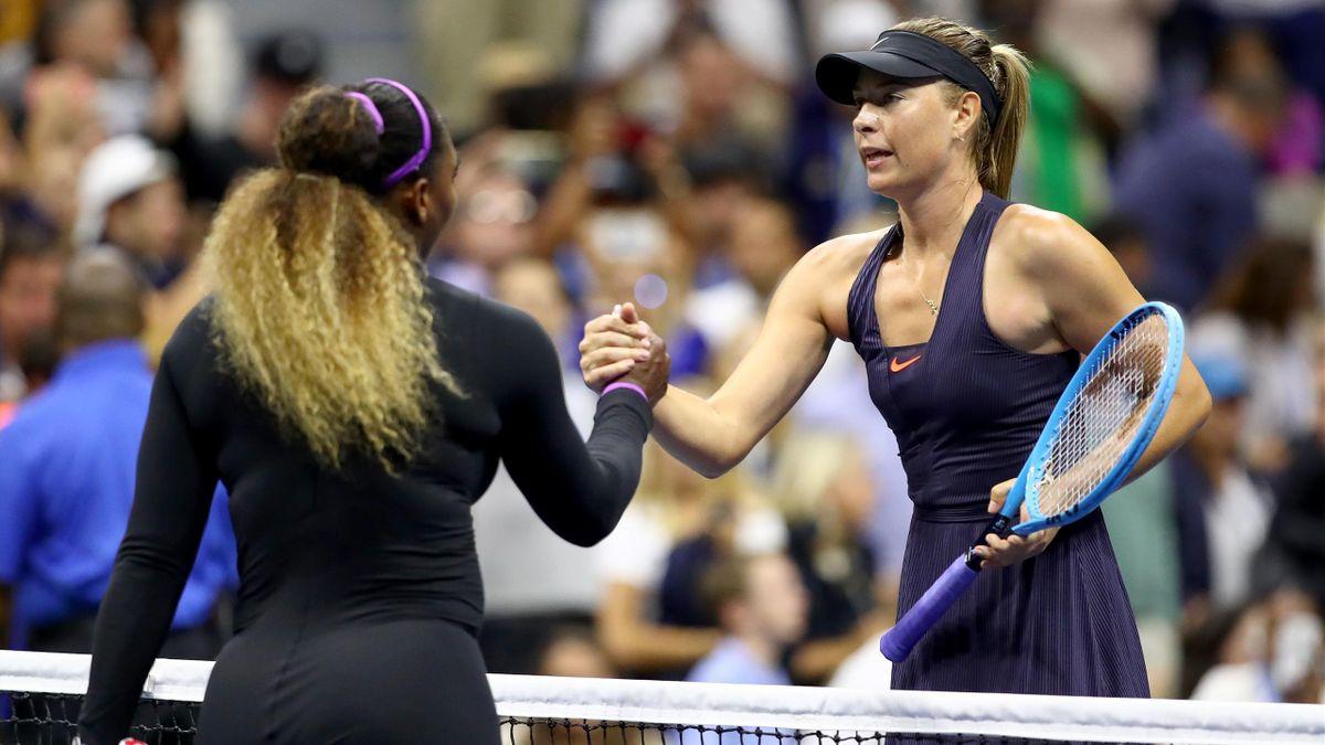 Maria Sharapova – Serena Williams, US Open-2019
