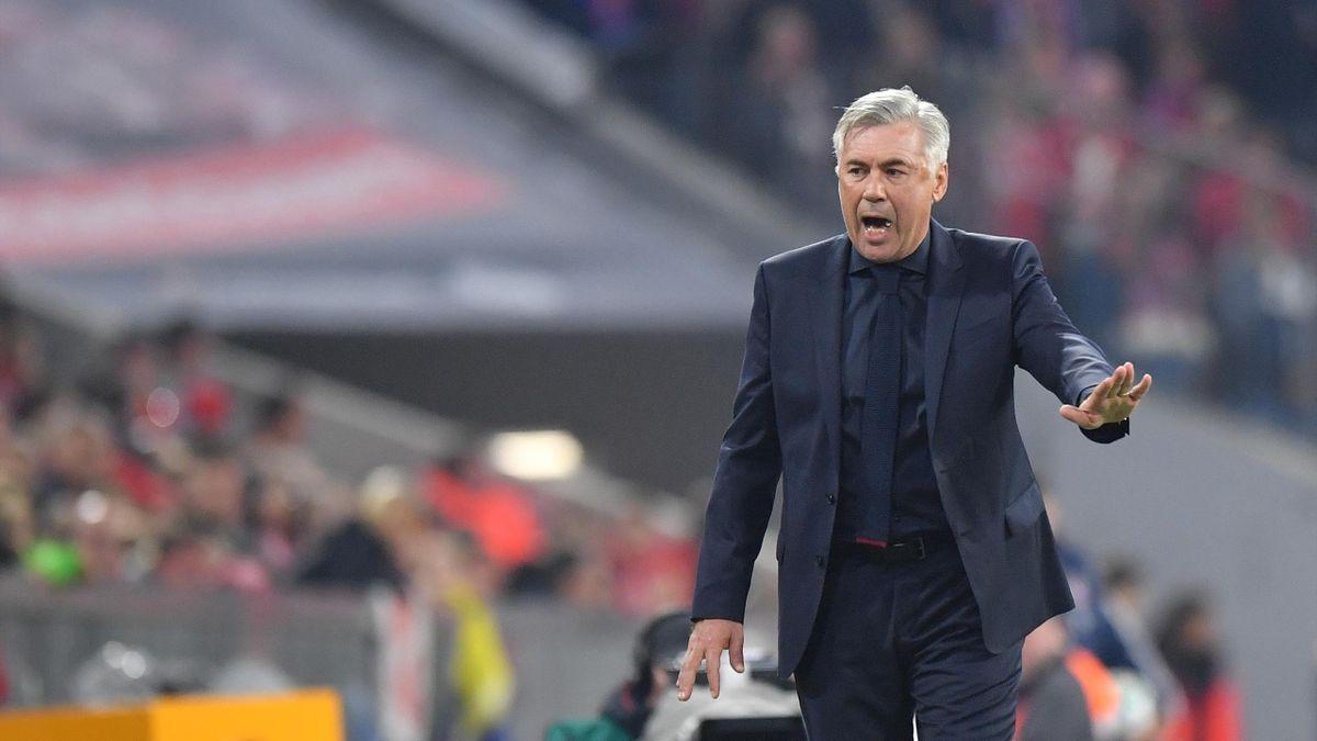 Carlo Ancelotti (Bayern Munich)
