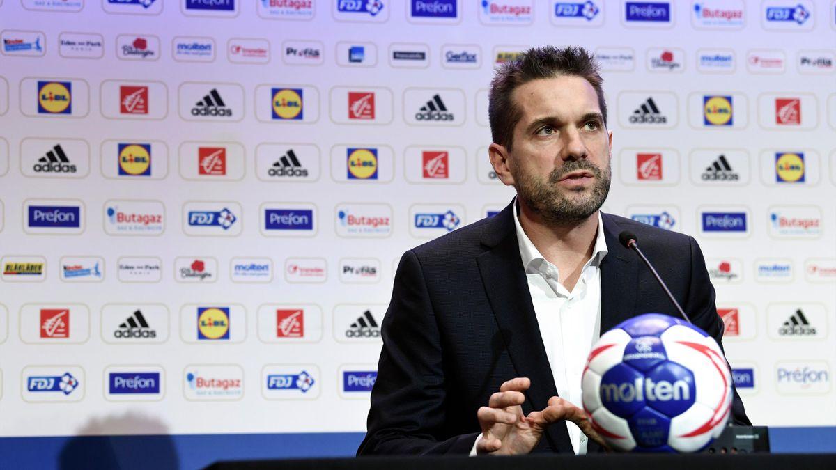 Guillaume Gille, nouveau sélectionneur de l'équipe de France de handball en 2020