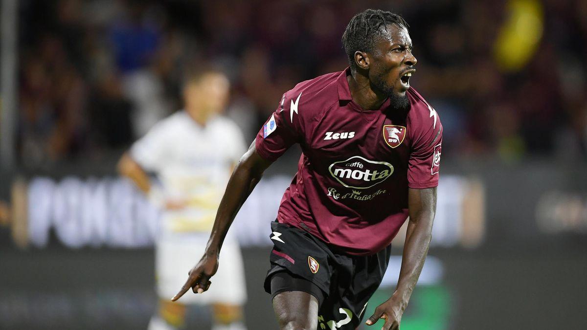 Mamadou Coulibaly, Salernitana-Verona, Serie A, Getty Images