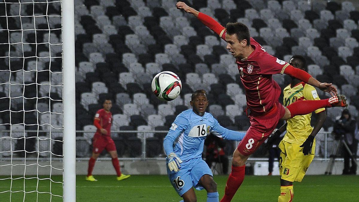 Serbia, Nemanja Maksimovic, U20