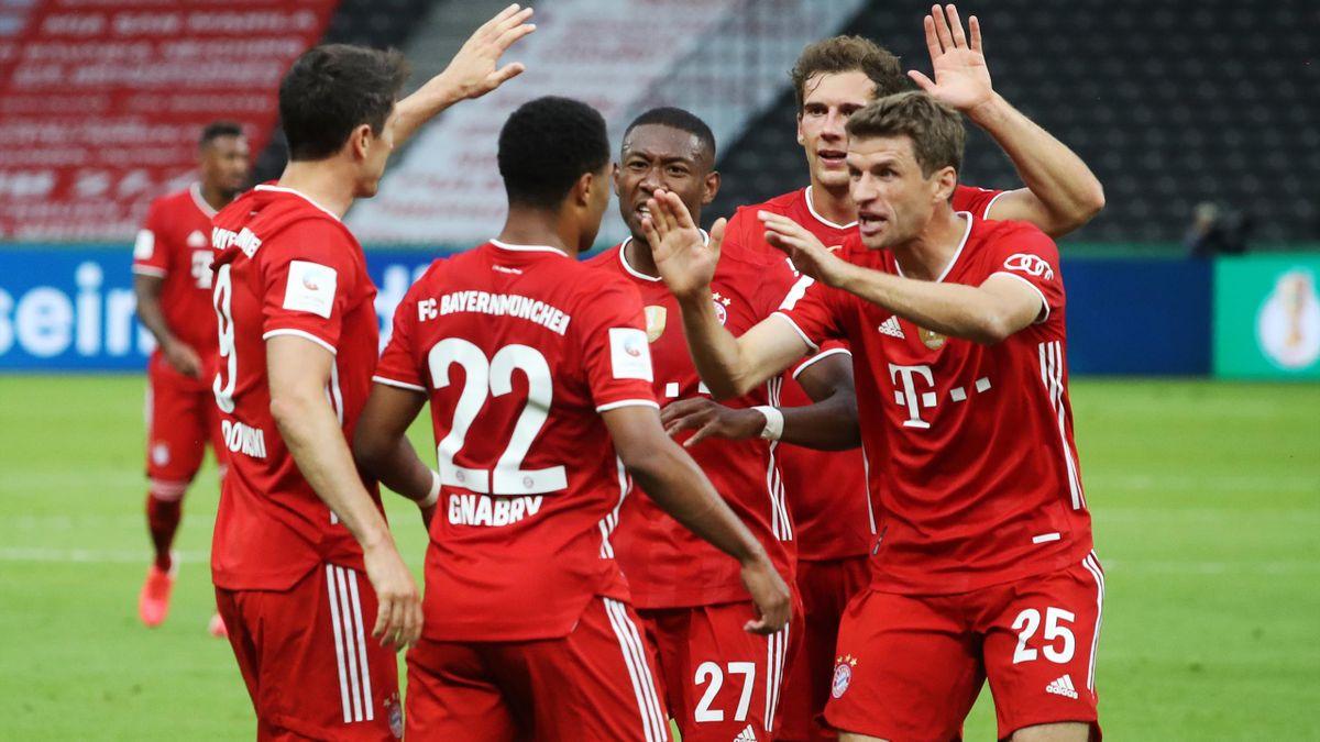 Wie Viel Hat Bayern Gespielt