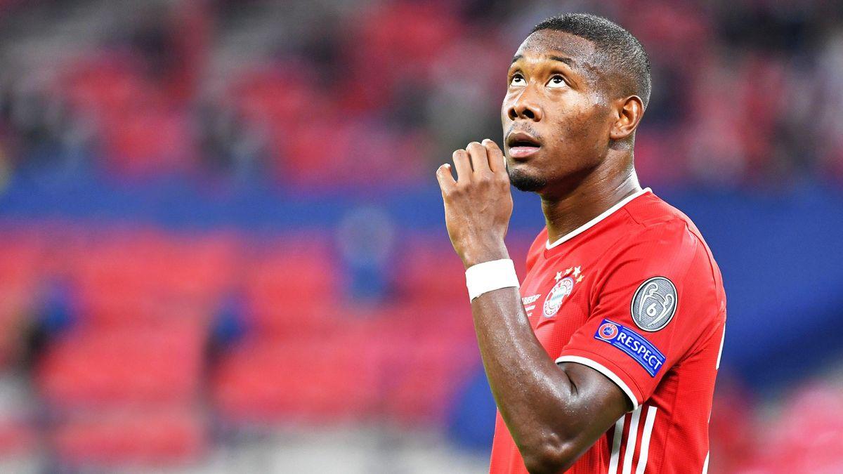 Perfil: Alaba no será el nuevo Ramos, pero sí una solución inteligente -  Eurosport
