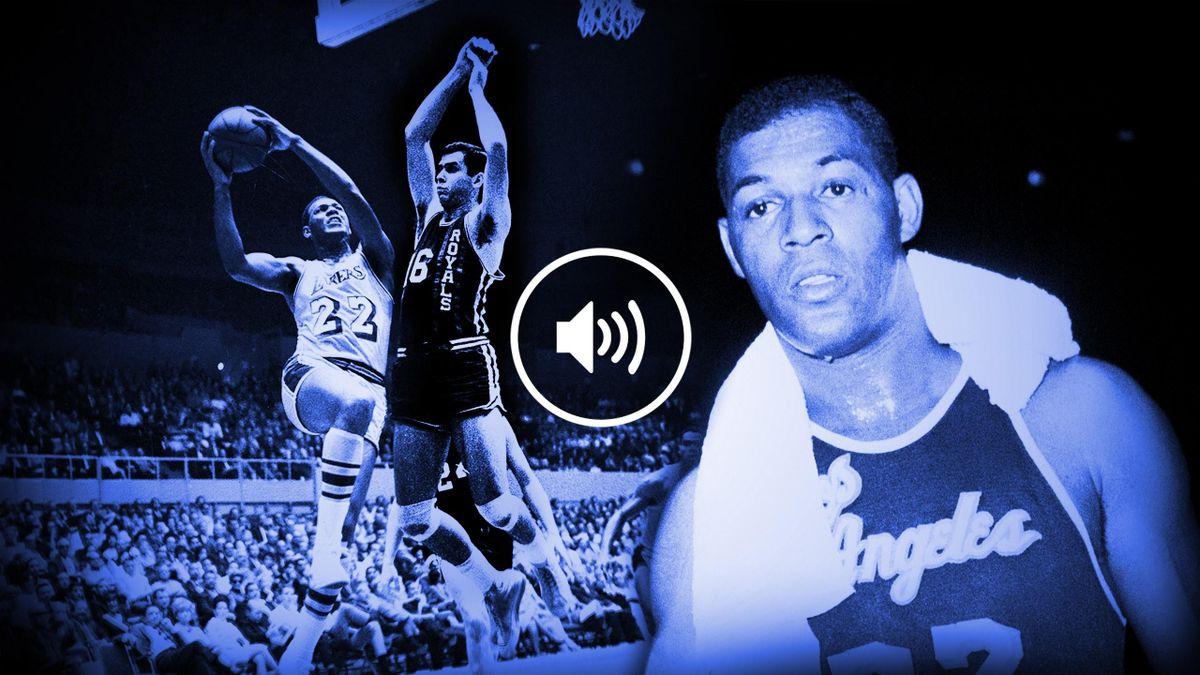 Podcast Grands Récits Eurosport : Elgin Baylor, de la révolution à la malédiction