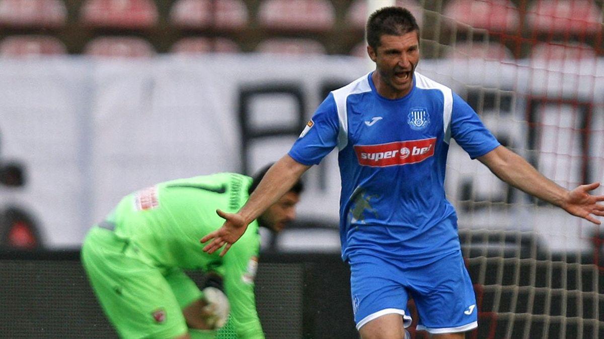 Andrei Cristea a făcut un meci mare cu FCSB