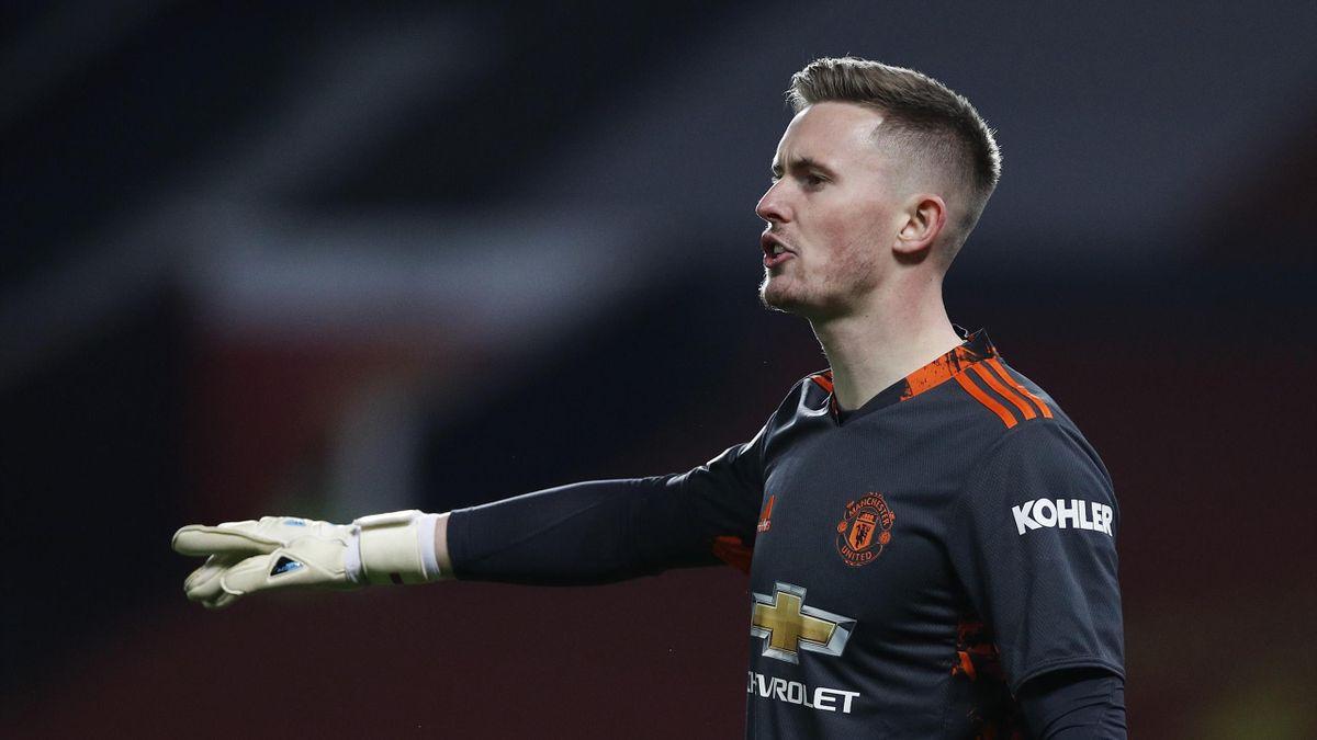Dean Henderson, «Manchester United»