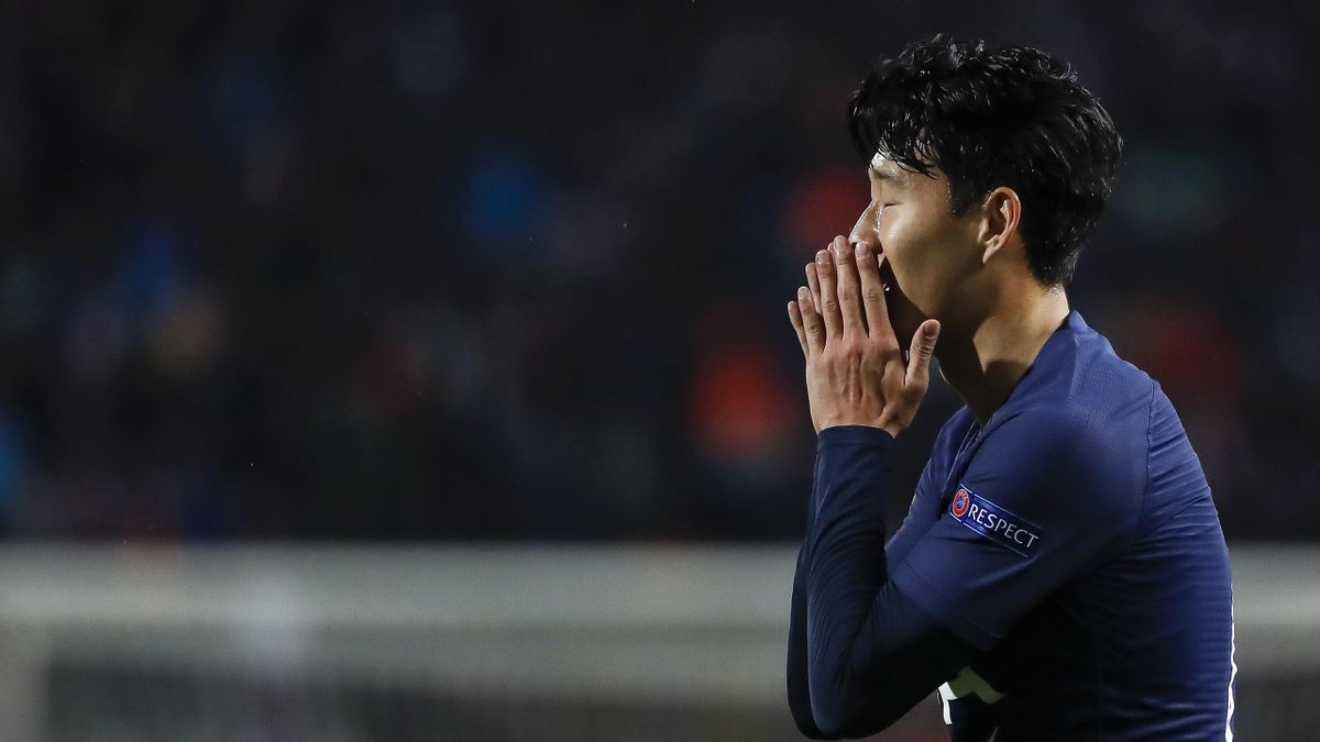 Son Heug-Min (Tottenham) - Champions League 2019/2020