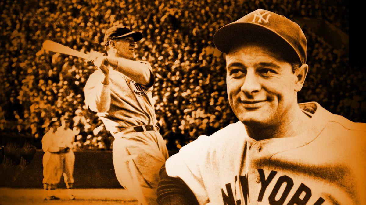 Lou Gehrig, les grands récits