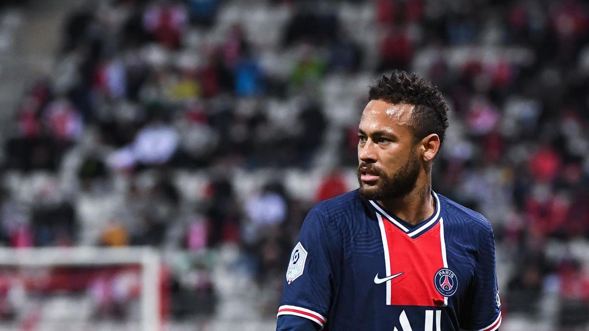 Neymar, starul lui PSG