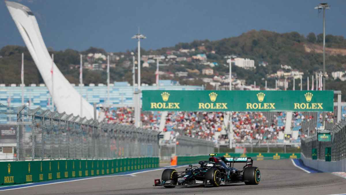 Die Formel 1 verabschiedet sich ab 2023 aus Sotschi