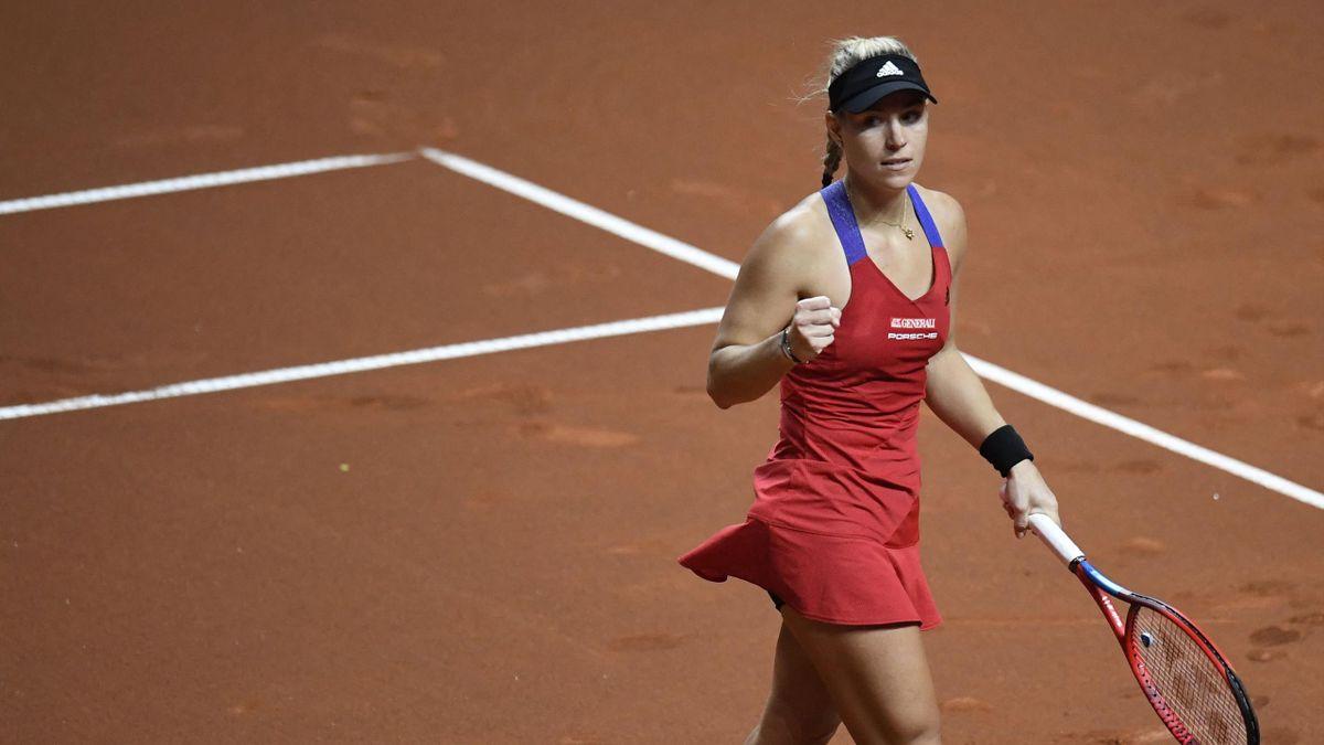 Angelique Kerber - WTA Rom