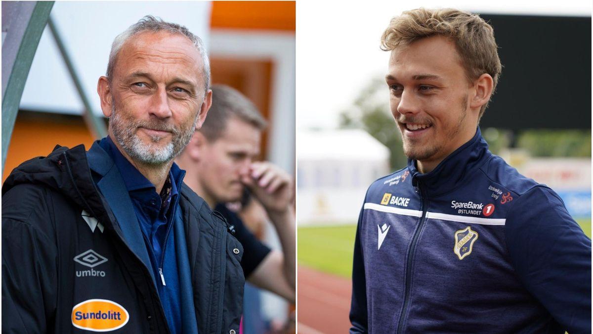 Lars og Emil Bohinen