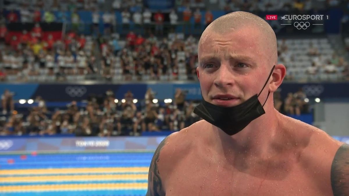 'Tomorrow is what counts' - Peaty on reaching final