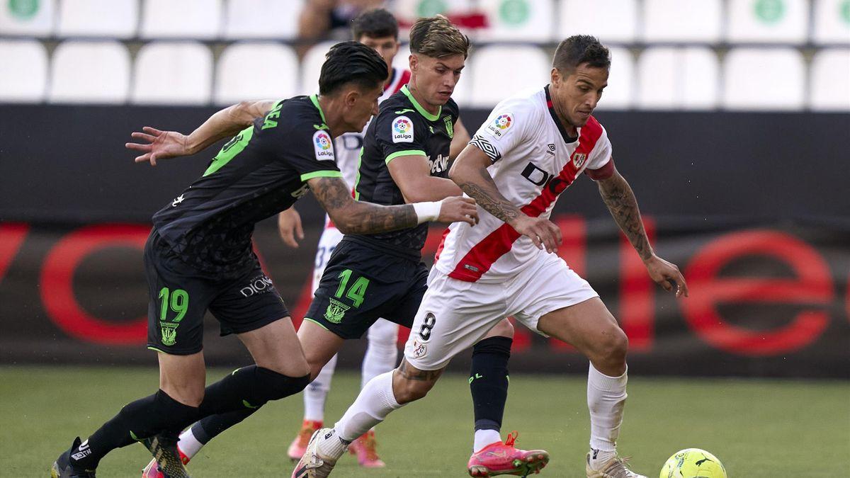 Rayo y Girona golean en casa y se quedan al borde de la final