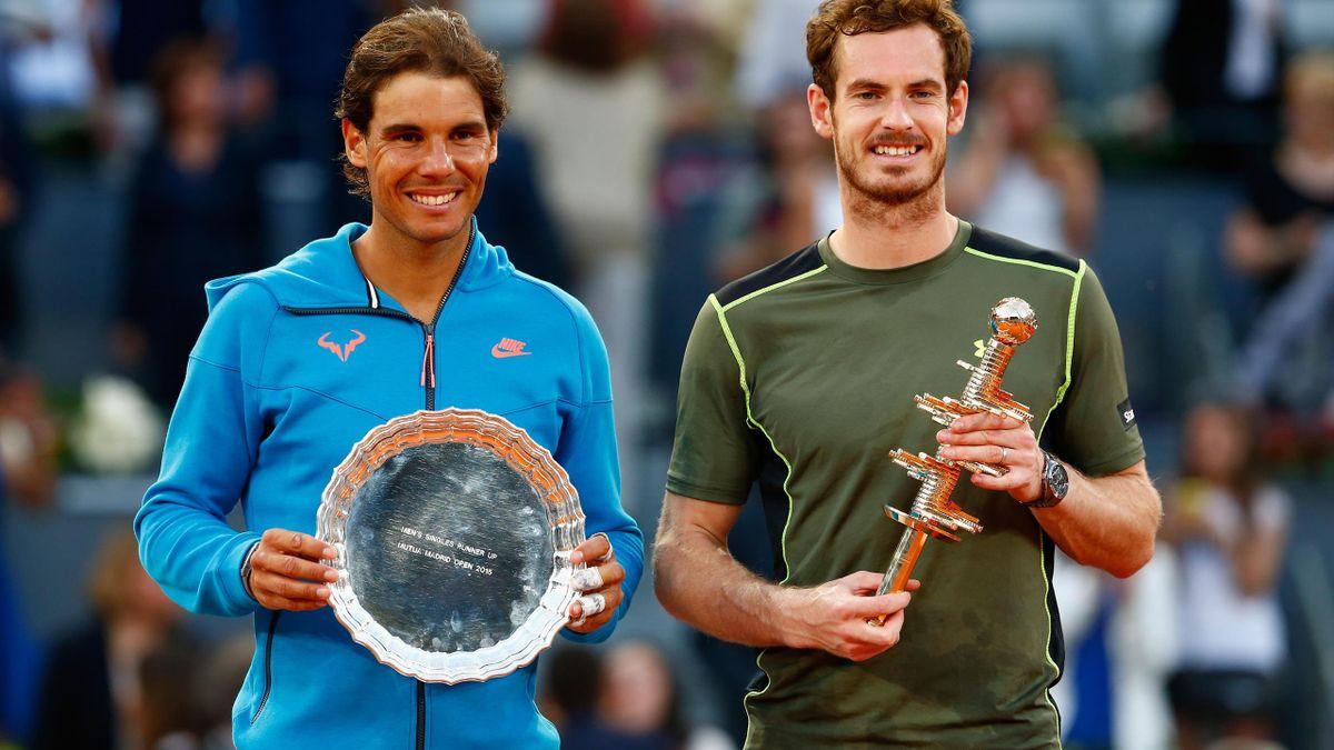 Andy Murray & Rafael Nadal