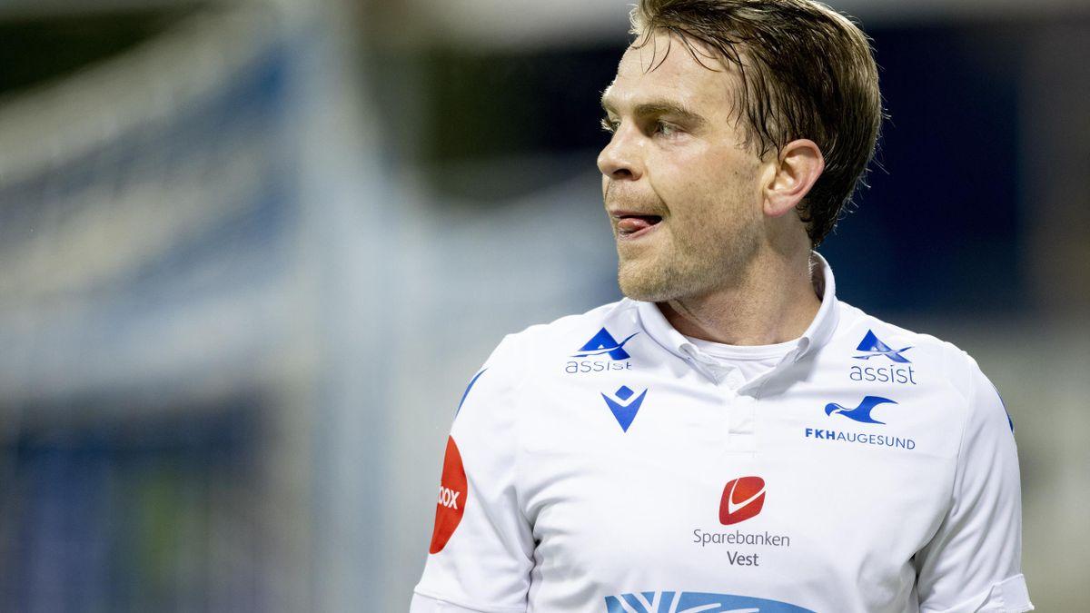 Joakim Våge Nilsen.