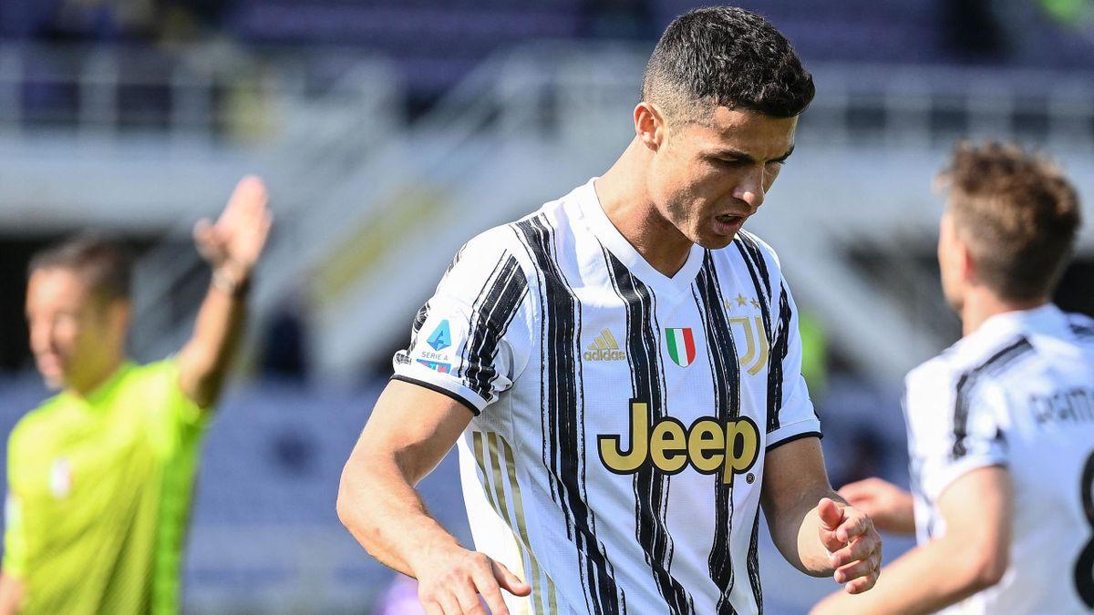 Cristiano Ronaldo und Juventus Turin müssen um die Champions-League-Qualifikation bangen