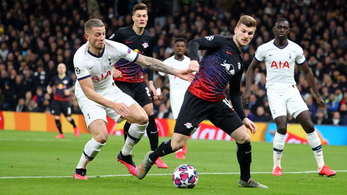 Tottenham Hotspur - RB Leipzig: Timo Werner
