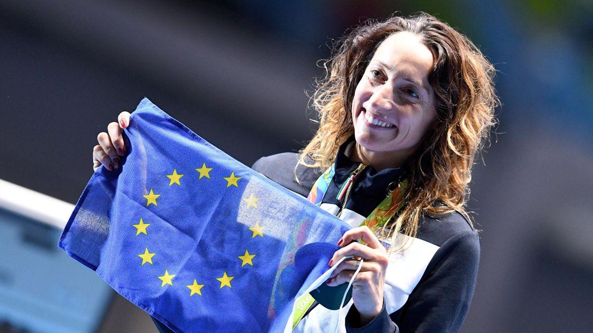 Elisa Di Francisca - Rio 2016