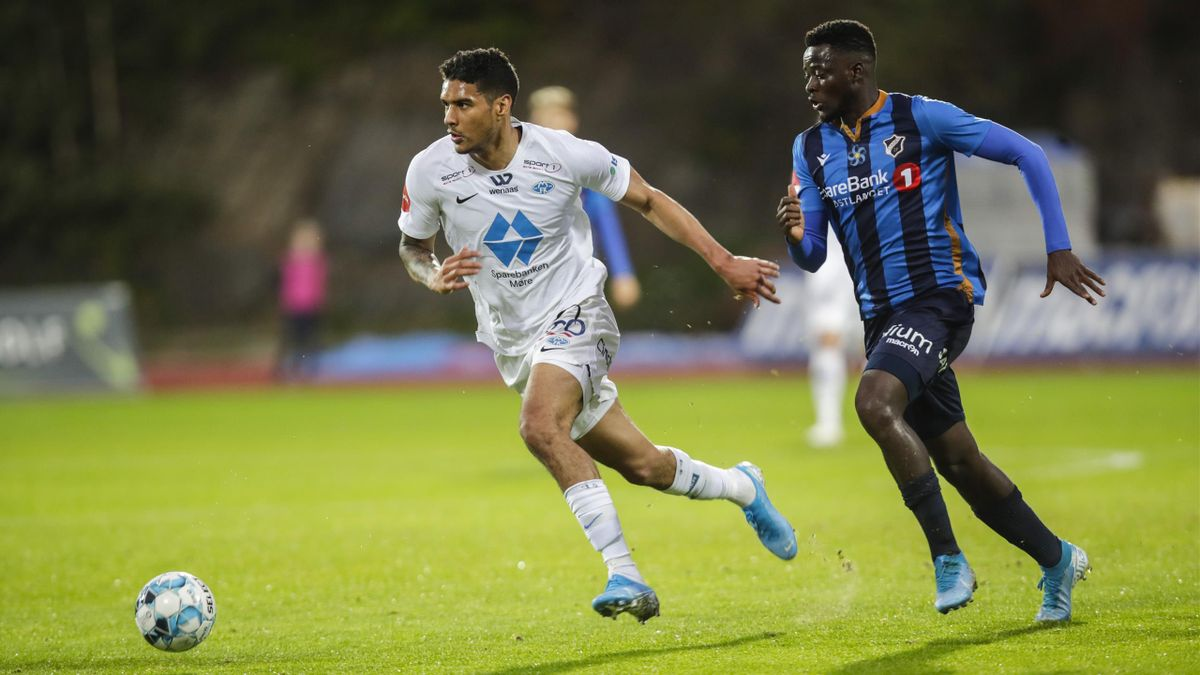Ohi og Luc Kassi Molde mot Stabæk