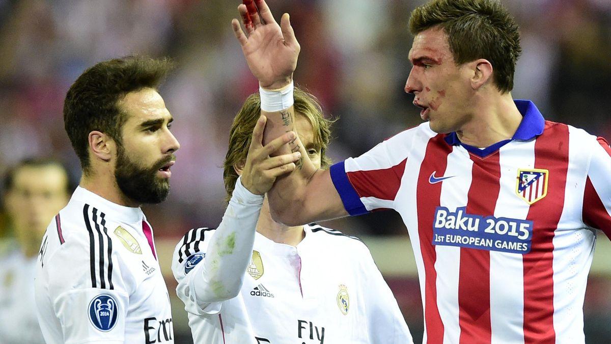 Le pagelle di Atletico Madrid-Real Madrid 0-0 - Eurosport