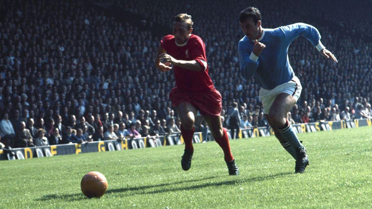 Glyn Pardoe a fost un jucător simbol pentru City în anii '60-'70