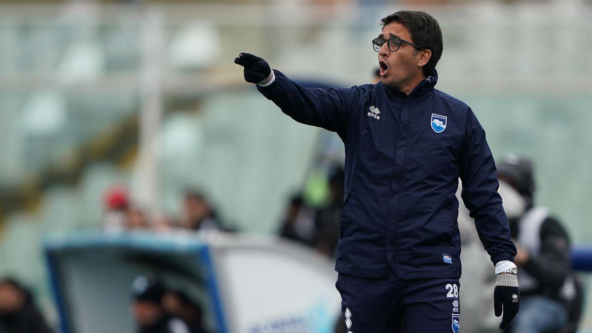 Gianluca Grassadonia, Pescara, Serie B
