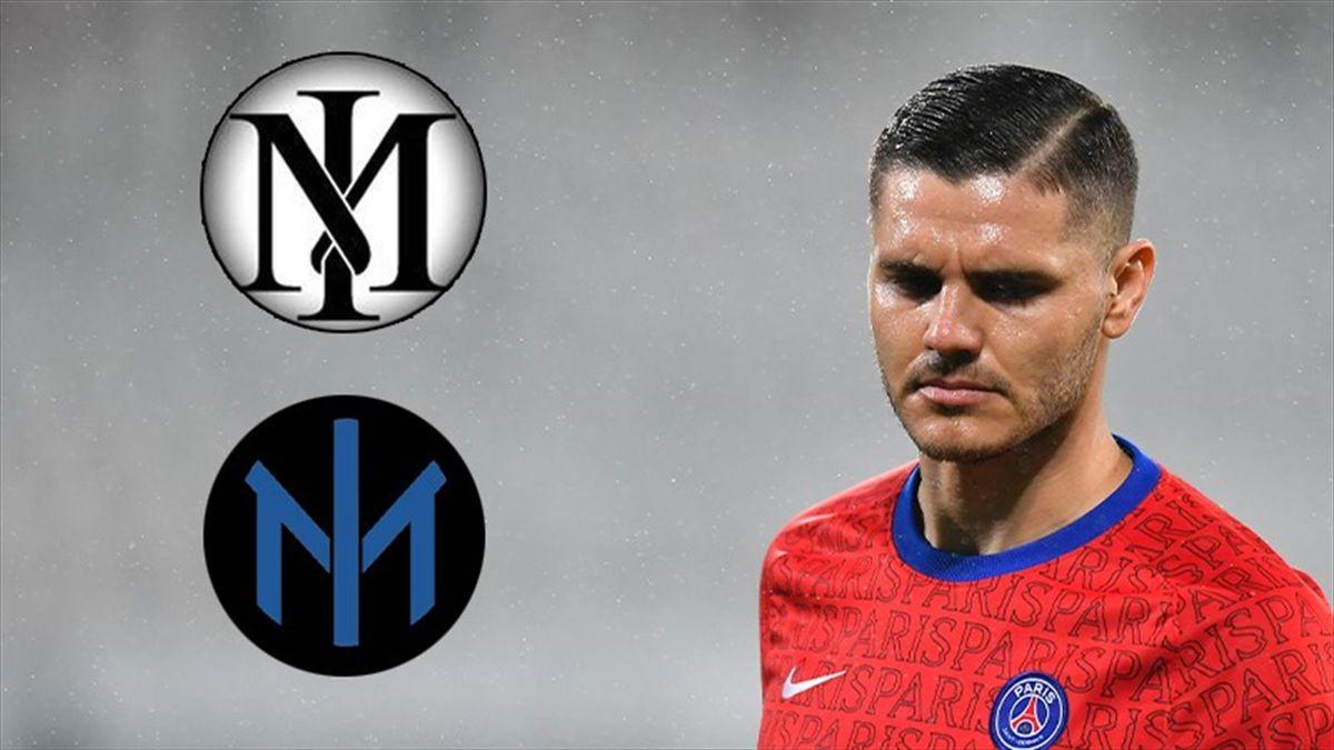Icardi, il nuovo logo fa infuriare i tifosi dell'Inter
