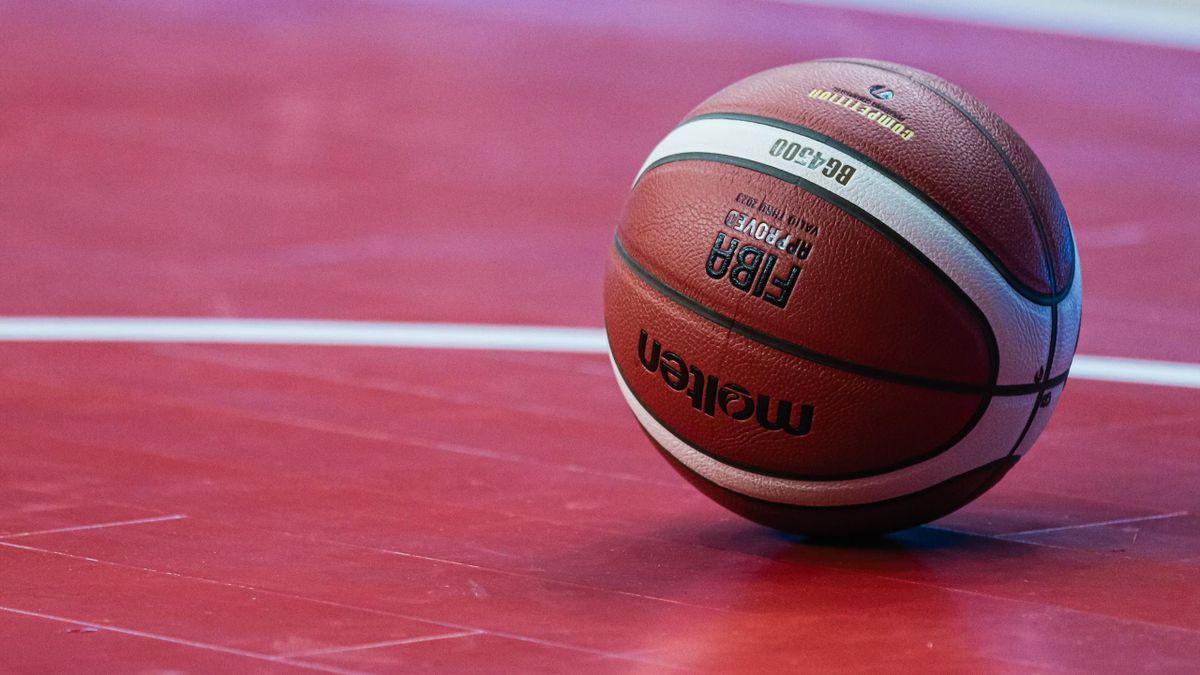 Pallone da basket  - Serie A