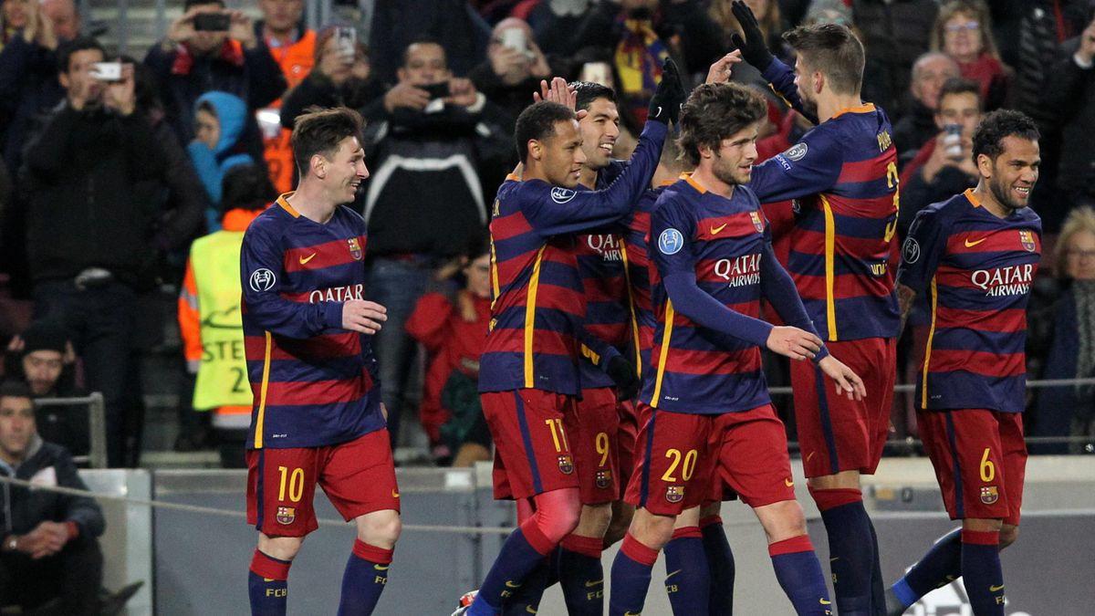 «Барселона» – «Рома»
