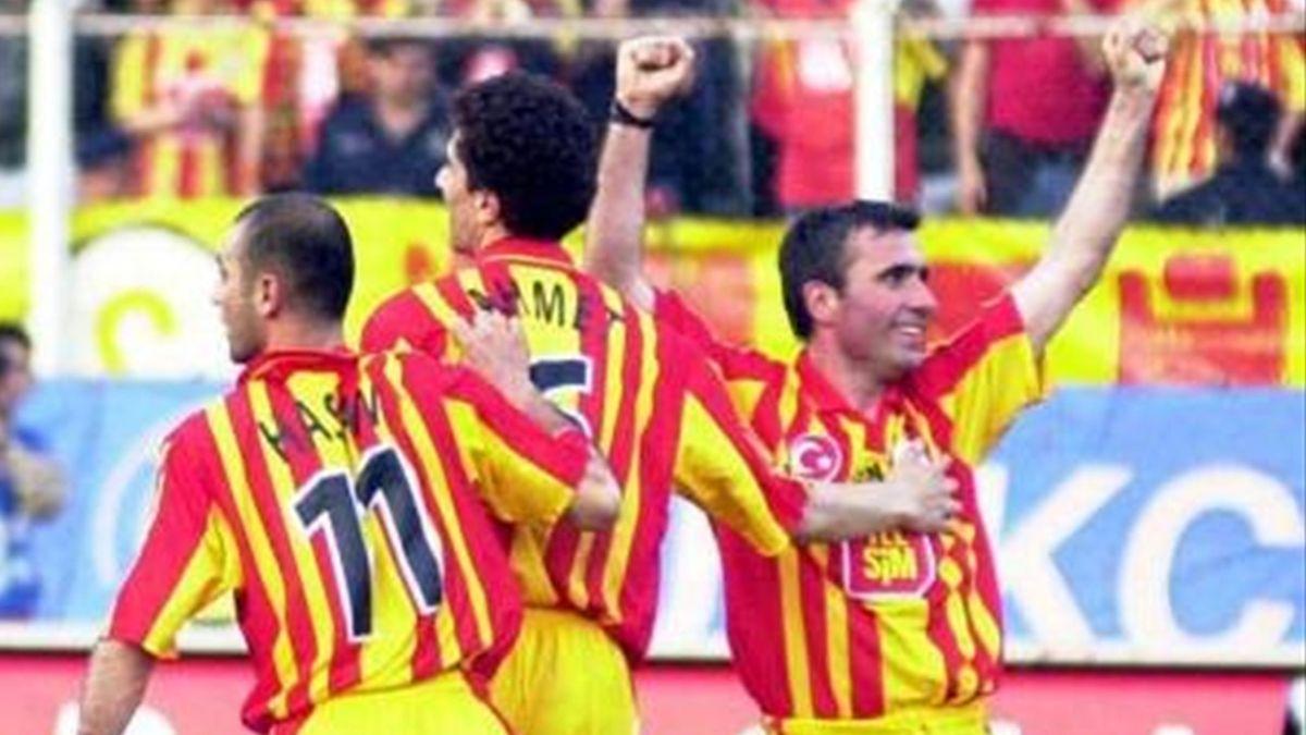 Gheorghe Hagi a rescris istoria fotbalului turc, în tricoul lui Galatasaray
