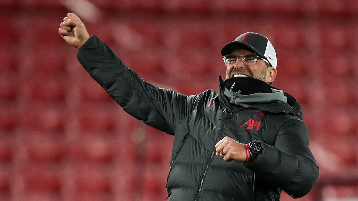 Liverpool-Trainer Jürgen Klopp peilt das nächste Anfield-Wunder an