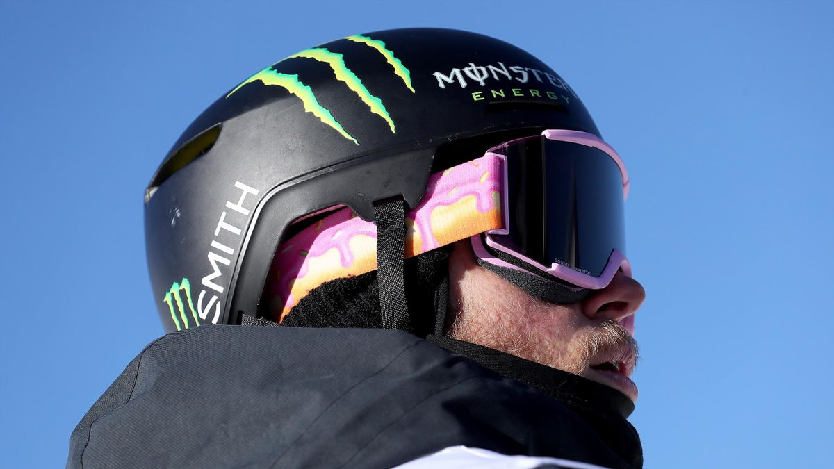 Gus Kenworthy of the United States