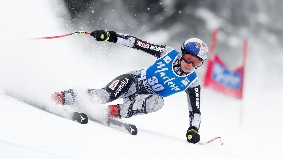 Ester Ledecka | Alpine Skiing Super G | ESP Player Feature