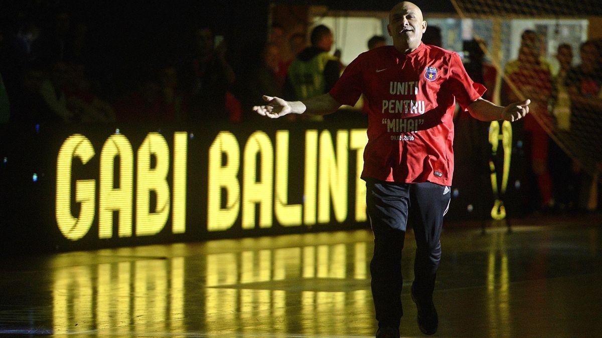 Gabi Balint, fostul mare jucător al Stelei