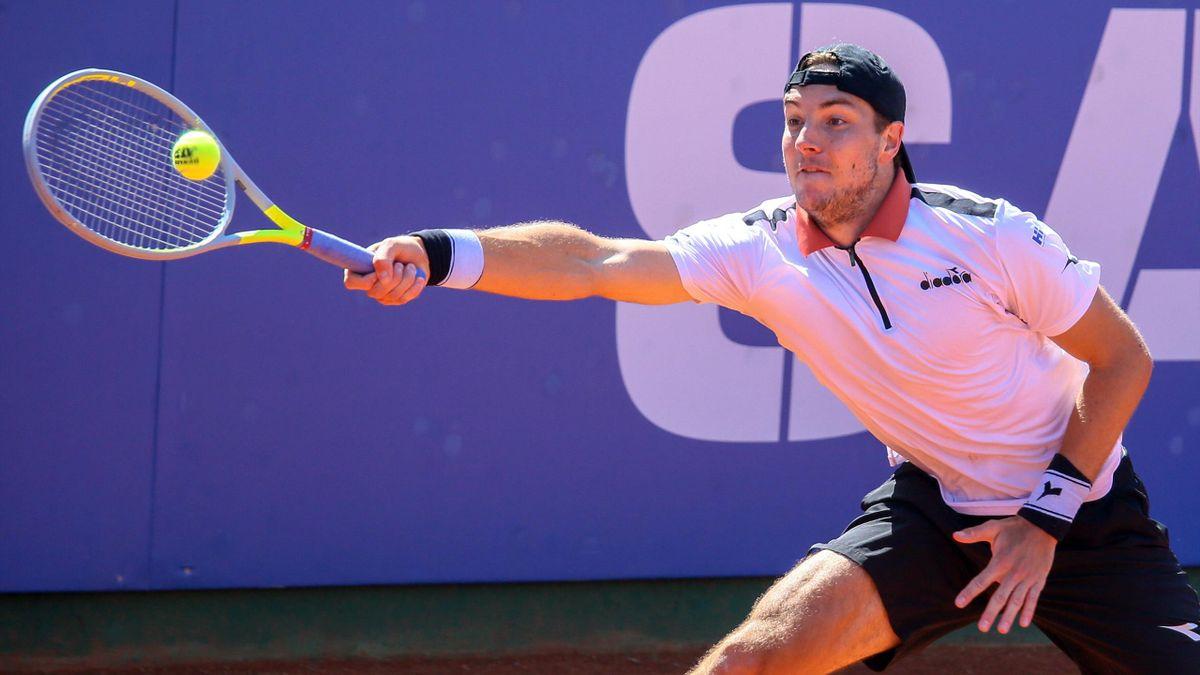 Jan-Lennard Struff - ATP Cagliari