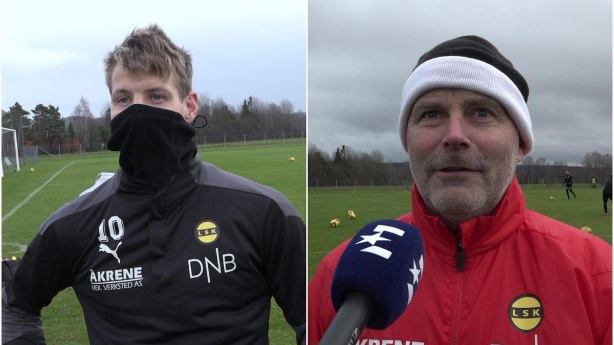 Thomas Lehne Olsen, Geir Bakke