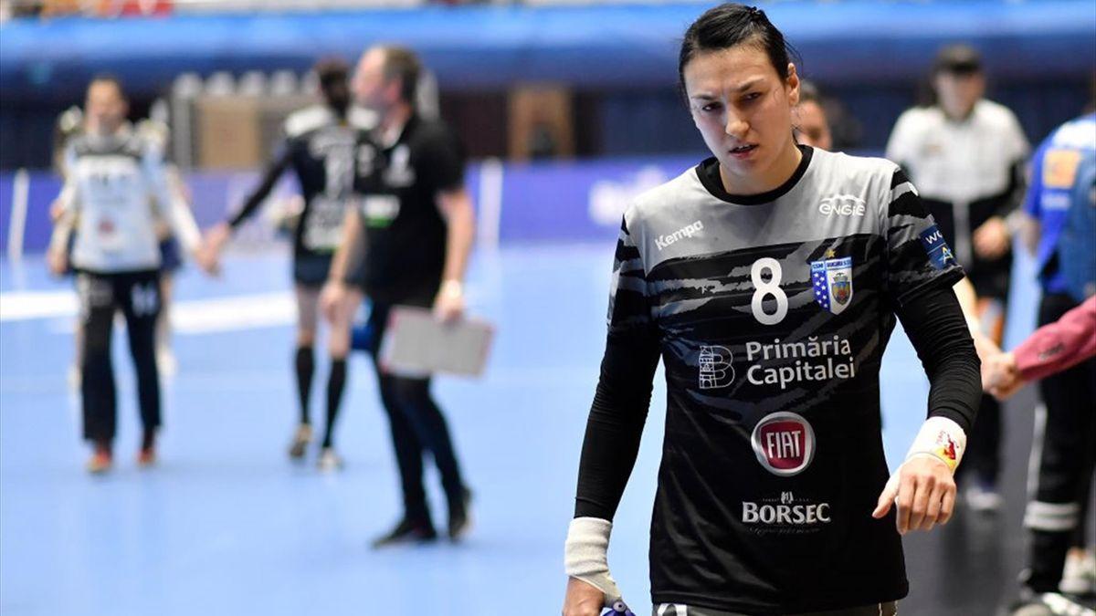 Cristina Neagu, jucătoarea de la CSM București