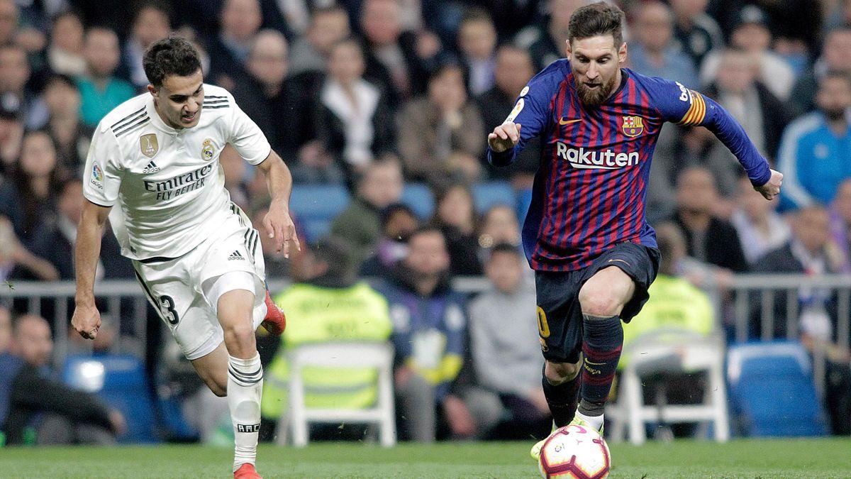 FC Barcelona - Real Madrid: Lionel Messi
