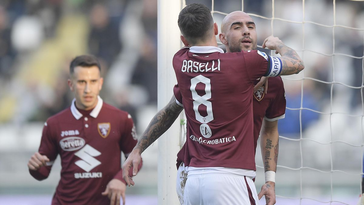 Zaza - Torino-Fiorentina - Serie A 2019/2020 - LaPresse