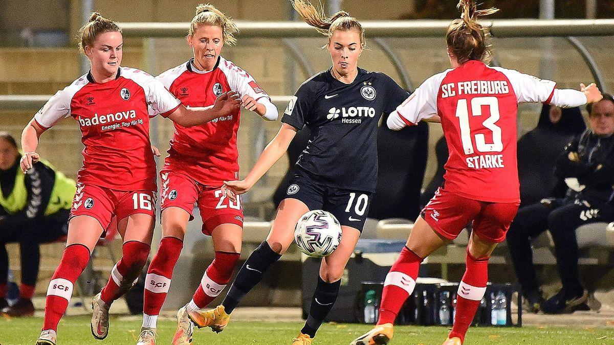 Eintracht Frankfurt Gegen Freiburg