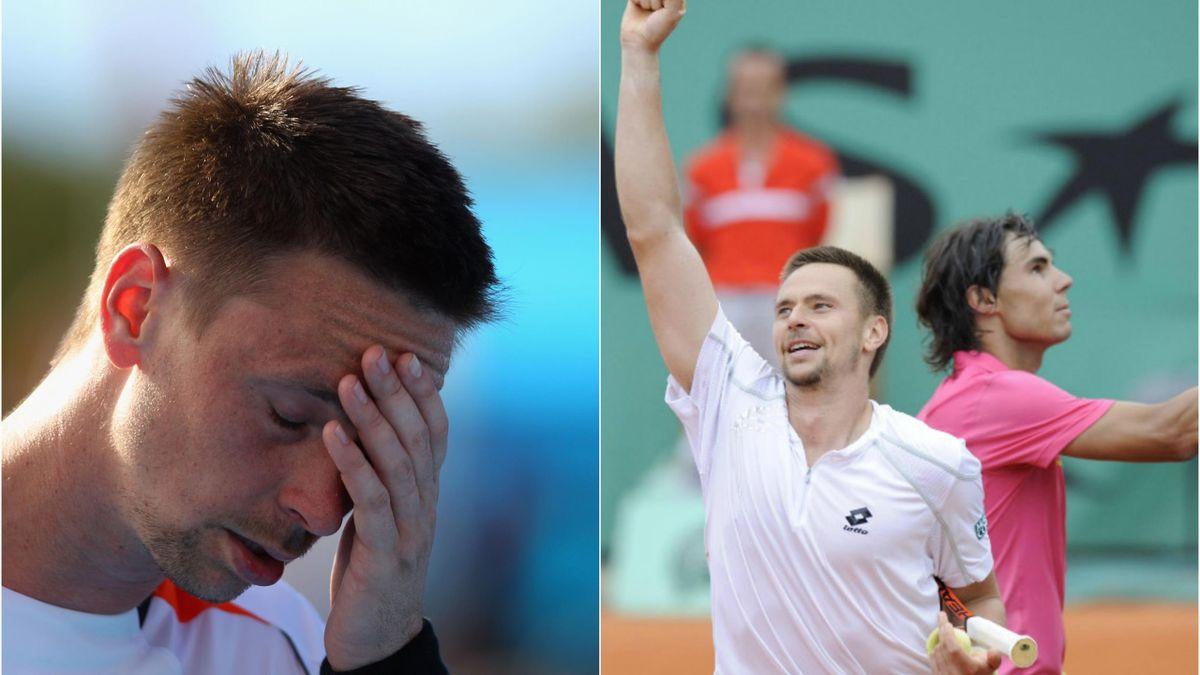 Coșmarul trăit de Robin Soderling, primul jucător care l-a învins pe Nadal la Roland Garros