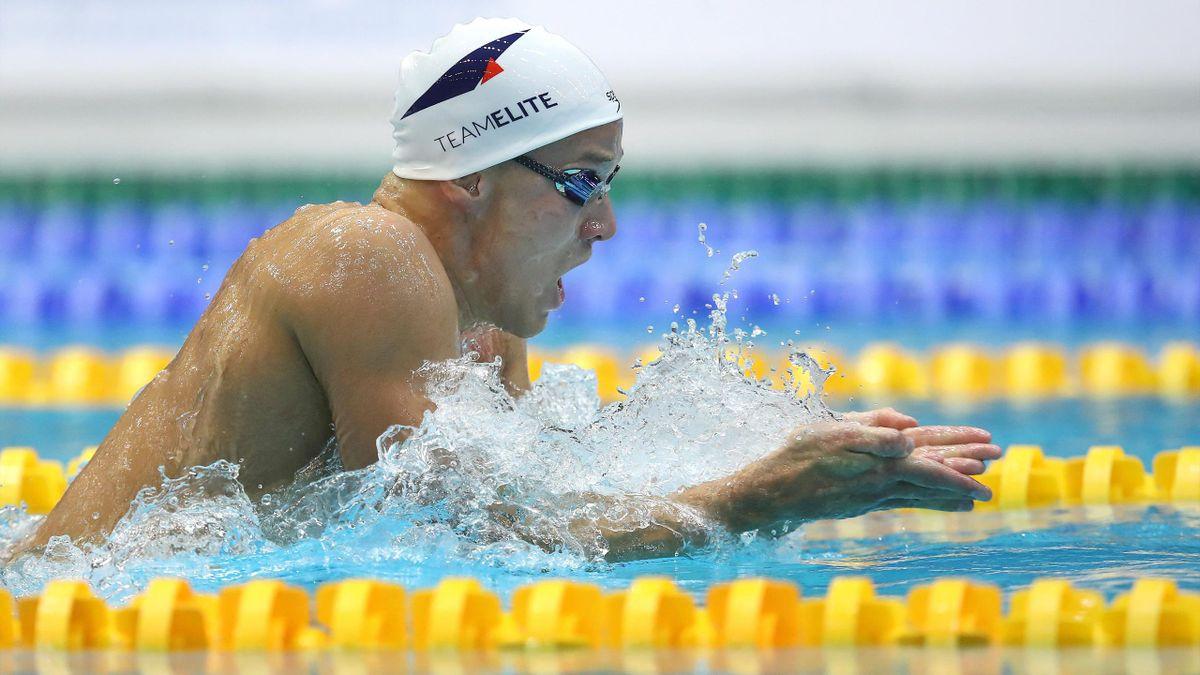 Lagenschwimmer Jacob Heidtmann verpasst das Olympische Finale.