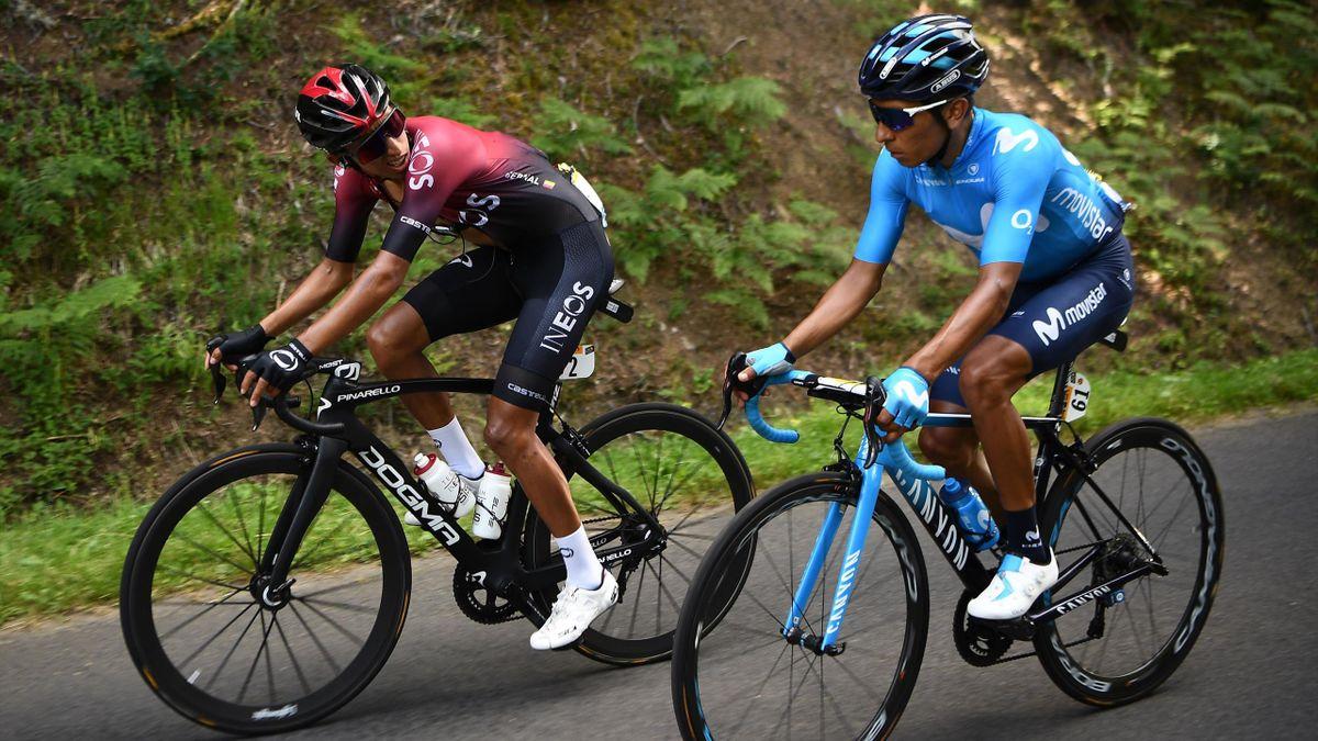Nairo Quintana e convins că Bernal va fi marele favorit în Turul Franței 2020
