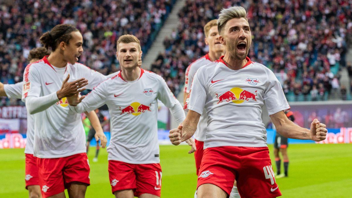 RB Leipzig plant im Januar eine Transfer Offensive   Eurosport