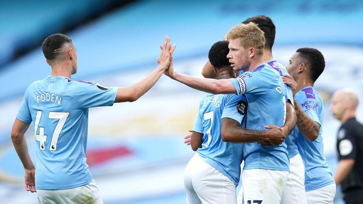 Premier League | Manchester City - Liverpool 4-0